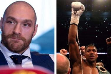 Fury megerősítette: augusztus 14-én bokszol Joshuával
