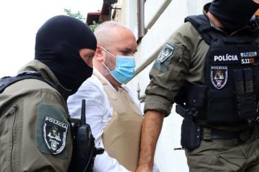 Dušan Kracina előzetes letartóztatásáról döntött a bíróság