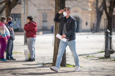 A Dunaszerdahelyi és a Galántai járásban is igazoltak új fertőzötteket csütörtökön