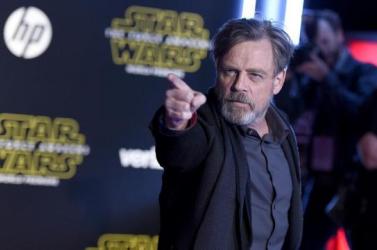 Luke Skywalker megformálója csillagot kap a Hírességek sétányán