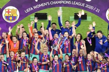 Női Bajnokok Ligája - A Barcelonáé a trófea