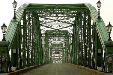 Húsz éves a párkányiMária Valéria híd,három napon keresztül ünneplik