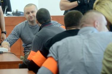 Bíróság előtt a Piťo-banda egykori vezére, az ügyész 23 éves börtönbüntetést javasolt