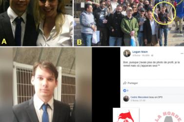 Megkezdődött egy merényleteket tervező neonáci terrorcsoport pere Párizsban