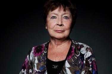Elhunyt Olsavszky Éva színművész, a Katona József Színház alapító tagja