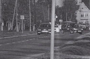 Két gyorshajtót is lekapcsoltak a galántai rendőrök